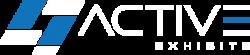 Logo Active Exhibits Rev
